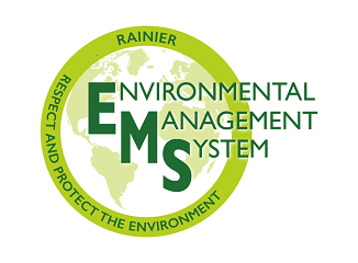 Rainier Industries EMS logo.