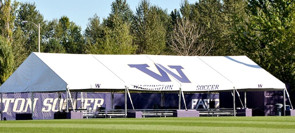 The University of Washington Soccer Team